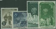 AAT SG2-5 Definitive set of 4
